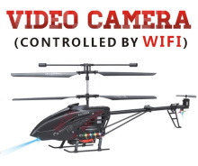 WIFI RC Helicopter with camera with realtime transmission video feed RC Vendor