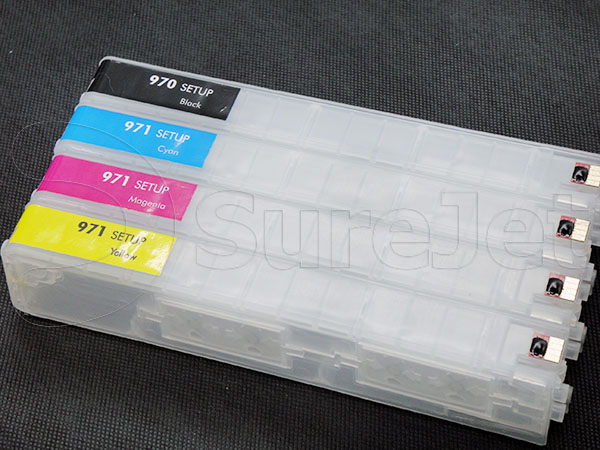 wholesale alibaba for hp 980 empty ink cartridge used for HP Officejet Enterprise Color X585dn