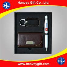 Custom corporate business gift set pen set for giveaways
