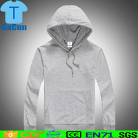 2016 promotional blank hoodies and sweatshirts with high quality