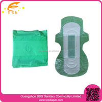 OEM brand extra long cotton sanitary pad for women