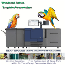 SEAP CP7000 4 color offset printing machine