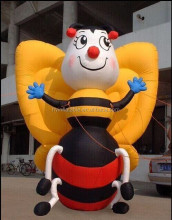 Advertising inflatable bee inflatable party decorative animals model