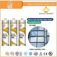 fire resistant silicone sealants for car, airplane,ship,fixing and filling