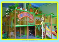 amusement equipment for Preschool kids indoor OEM playground