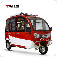 Electric tricycle adults 800W TAILG lead-acid battery passenger tricycle for sales
