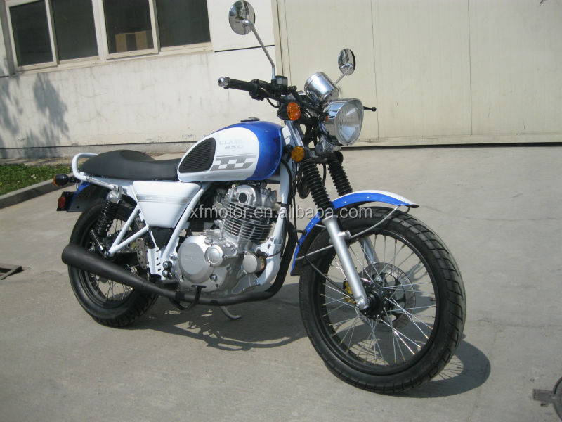 250cc classic motorcycles for sale