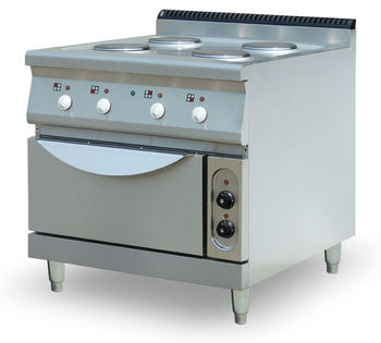 Restaurant Electric Hot Plate Cooking Equipment