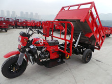 tipper cargo tricycle CCC Motorcycle 3 Wheel motor Cargo Tricycle For Cargo