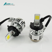 NAO Factory A233 H4 High Low beam car led head light replace xenon lamp 100w hid spotlight
