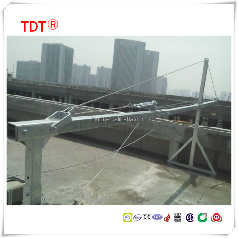 Suspension Mechanism /lifting device for Platform/gondola/cradle/swing stage