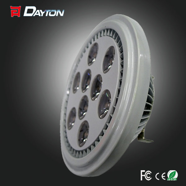 high power dimmable ar111 spotlight 9w g9 to g4 lamp socket adapter