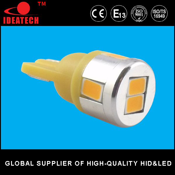 High power T10 1.5W Auto led Auto led lighting