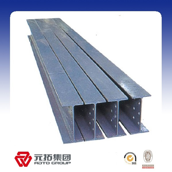 Factory price Hot rolled structural construction standard h beam sizes steel made in China