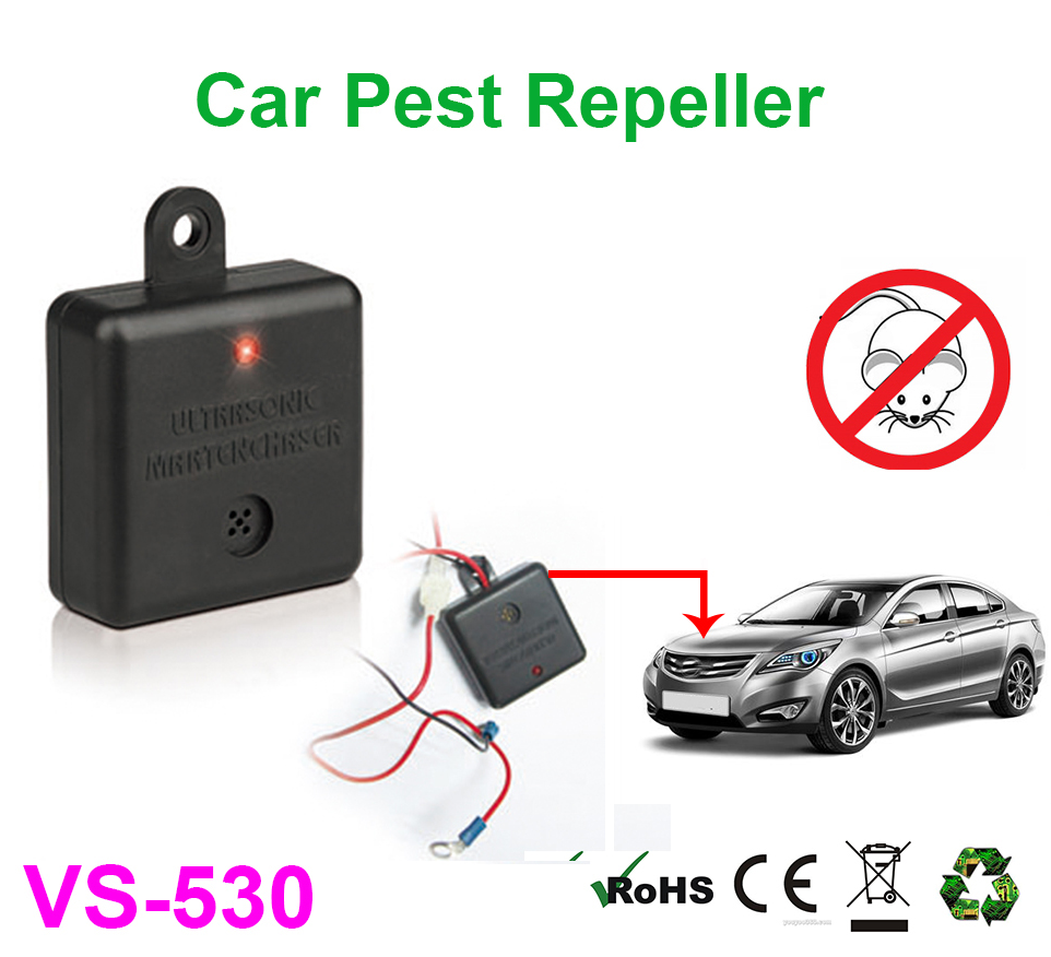 Visson 2015 new hot best selling products VS- 530 Car mouse trap electric