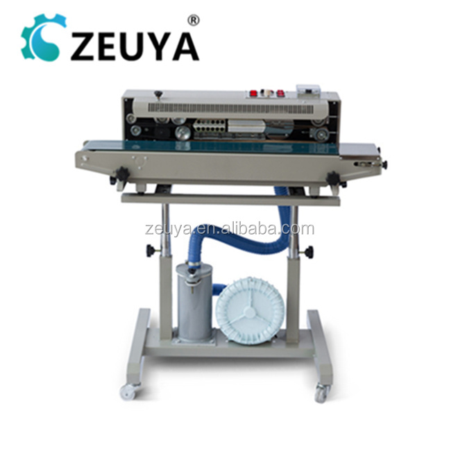 Classical Gas Flush continuous band sealer with printing DRF-1000 Trade Assurance