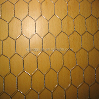Chicken wire fabric/hexagonal wire mesh from anping factory