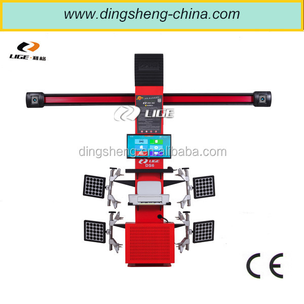 Manual Hand 3D Wheel Alignment