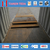Best brand High manganese steel plate ASTM A128 price
