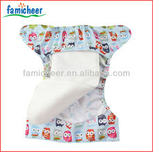 2014 Famicheer Double Leg Gusset Diaper Cover,Nappy Cover