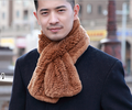 fox fur scarf fox fur collar161206-6