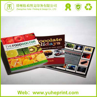 Environmental CMYK softcover book best price children's book printing with wire-o binding