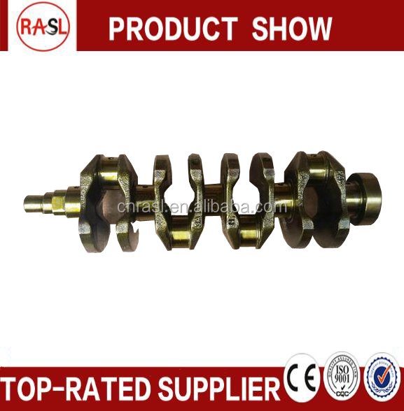 high quality,super price,auto spare parts Forged/billet steel engine G13B crankshaft for SUZUKI CULTUS,Stroke 75.5mm