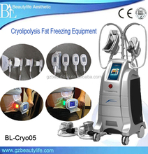 Low Price Cryolipolysis Fat Slim Beauty Salon Equipment/Weight Loss Fat Freezing Cryotherapy Machine