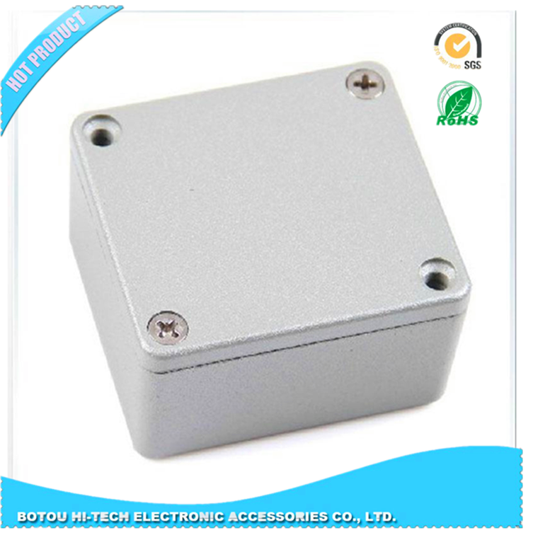waterproof aluminum box for protect the elelctronic component equipment
