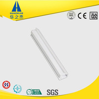 Oem upvc vinyl window pvc white profile double glazing beads