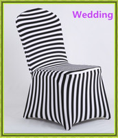 Wholesale cheap nice quality spandex zebra chair cover for wedding party from china