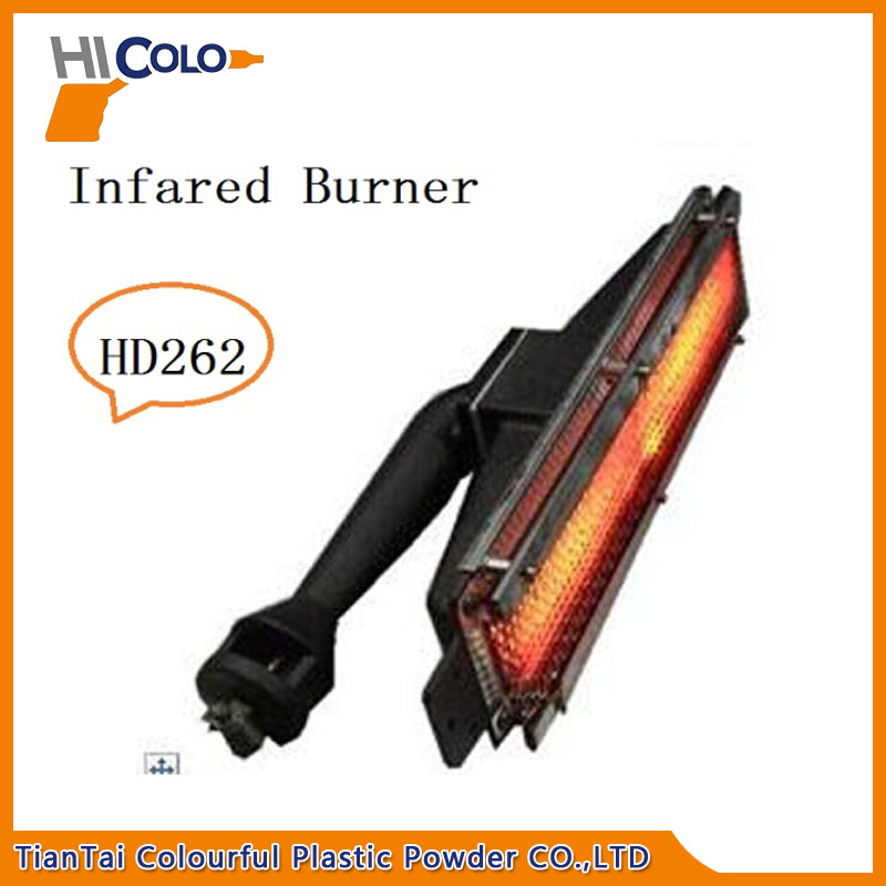 Infrared Gas Heater Burner Plate HD262 For Gas/LPG Curing Oven