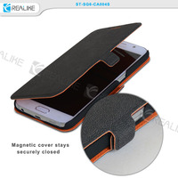 wholesale cell phone case for samsung,leather cover case for galaxy S6