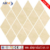 Porcelain natural stone mosaic tiles good sales in oversea market with best quality for wall and floor