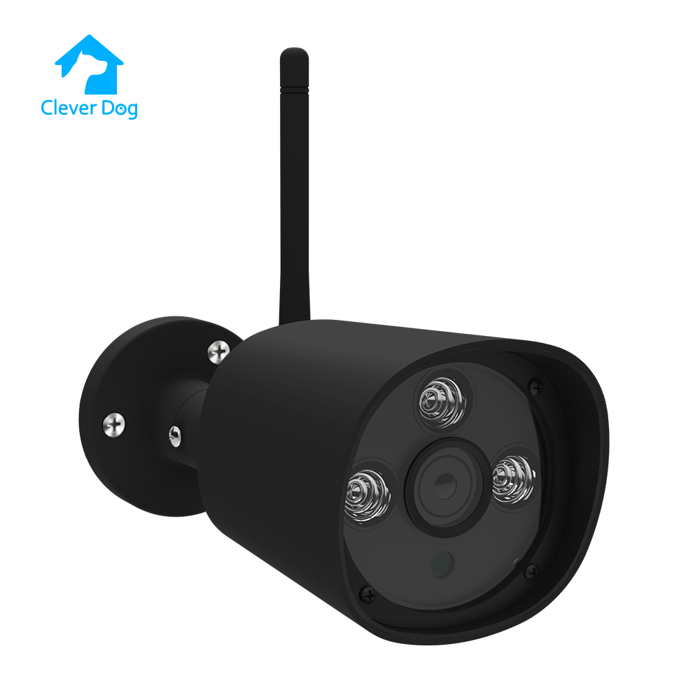 Waterproof 1.3MP Cloud storage wifi RJ45 outdoor ip camera <strong>security</strong>