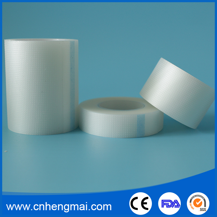 Different Types Medical Disposable Microporous PE Adhesive SurgicalPE Tape for Nurse Use