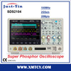 SDS2104 100MHz digital oscilloscope second hand 4 channels