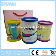 Factory price plastic triangle container with made in China