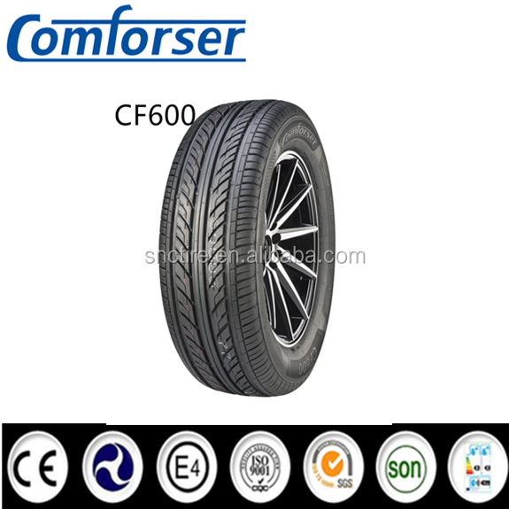 COMFORSER brand Wholesale Price 13 Inch Radial Car Tire