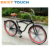24 26 Inch Yellow Orange Green Red Blue White Black Color Aluminum Alloy Steel Beach Cruiser Bicycle
