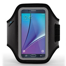 Armband for Samsung Galaxy Note 5, Sport Running Armband Phone Case.Waterproof and Protective