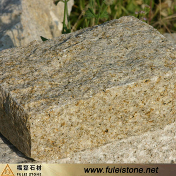 natural granite setts