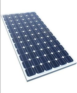 1960*990*40mm Size and Monocrystalline Silicon Material transparent thin film solar panel with lower price