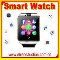 Super Hot Fashion Smart Watch Smart Watch Anti-theft Bluetooth Smart Watch With Sync Phonebook