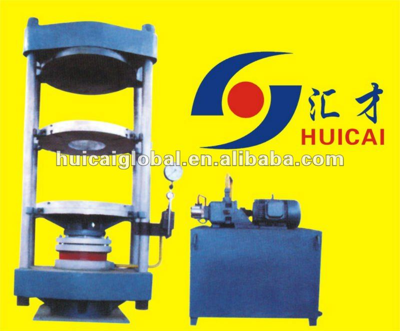 Hot Hydraulic tyre Vulcanizer /tyre making machine\rubber machine