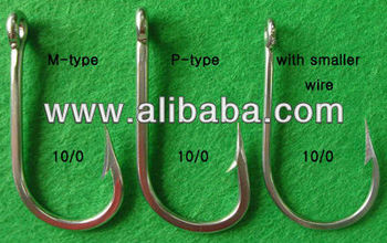 swordfish hook (biggame hook)