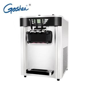The most popular table top ice cream machine soft ice cream machine for sale