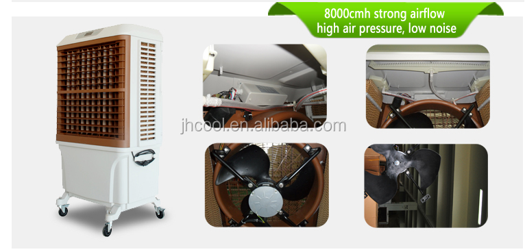 Low Cost! Cheap! Africa & Middle East New Product Air cooler