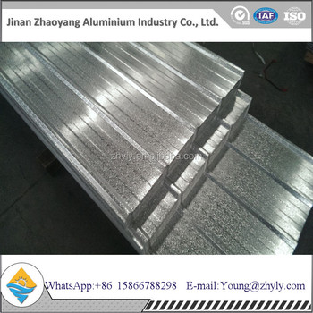 YX15-225-900mm 1050 Aluminum foofing sheet with good price