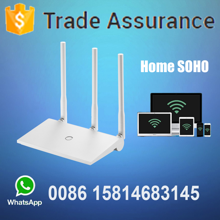 802.11b/g/n 300mbps 192.168.1.1 wifi router support OPENWRT, with 4 lan ports and USB wifi storage functions wireless router